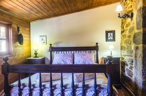 Sypialnia z romantycznymi dodatkami
